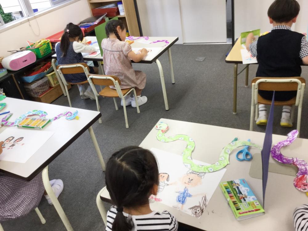 【学校別コース】相模女コース<年長4月開講>