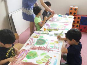 2020年【小学校受験コース】(週1回90分)年中児11月~ 新年度が始まりました