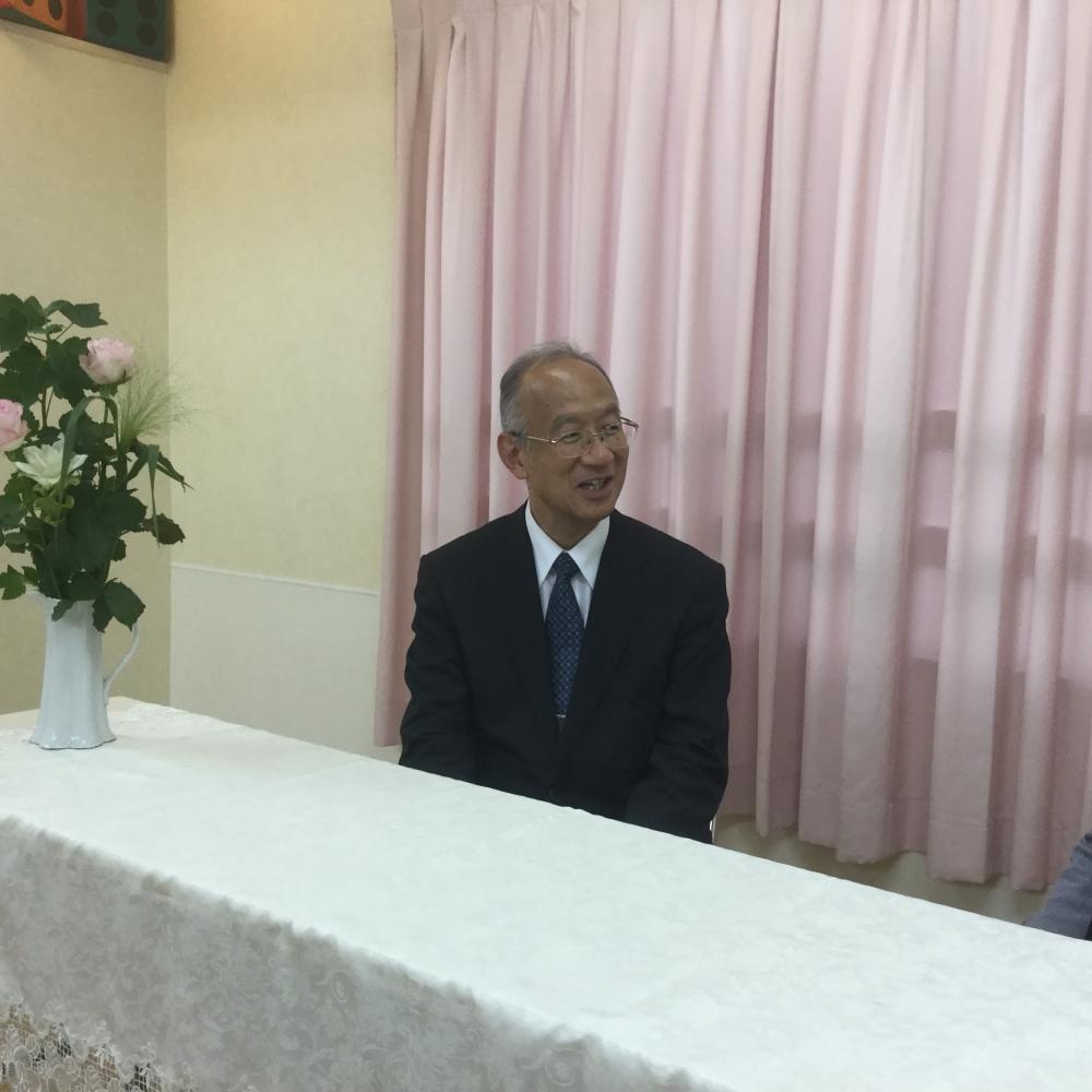昭和女子大学附属昭和小学校 校長 柴田 芳明 先生