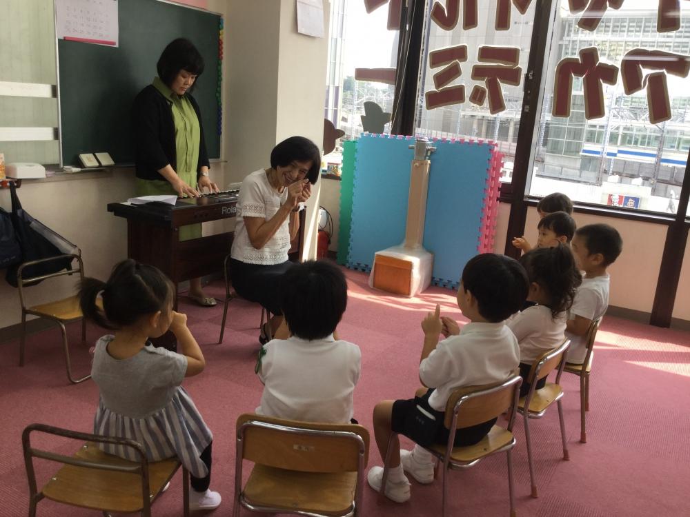 【3年保育受験(2歳~)】チャイルドクラブ 体験・入会受付中
