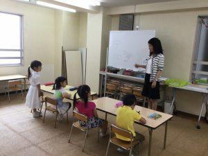 【年中児】年中受験コース ~体験・入会受付中!~
