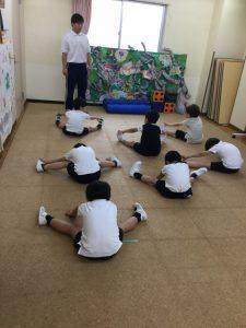 【年長児】運動指示コース ~体験・入会受付中!~
