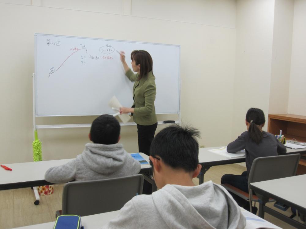 富士学院の小学生コース(1年生~6年生)