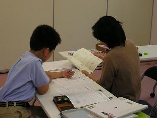 小学校入学準備・小学生コース