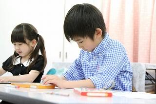 小学校受験コース(年中11月~年長10月)