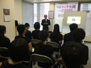 横浜教室 語る会1