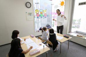 幼児教室に通うメリット