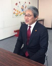 関東学院小学校 校長 - 岡崎 一実 先生