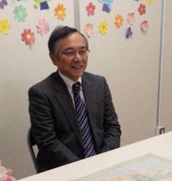 玉川学園幼稚部 園長 - 櫻井 利昭 先生