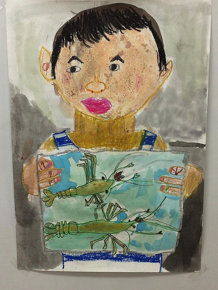 第29回「全国児童水辺の風景画コンテスト」入賞・秀作に選ばれました