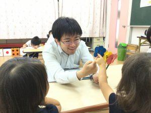 幼稚園受験 夏期講習