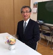 森村学園初等部 校長 田川信之先生