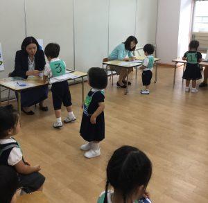 【3保・2保幼稚園受験】第一回模擬テスト6/14(日)~申込受付中~