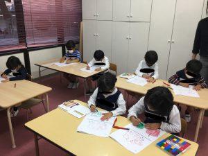 年長児【学芸大世田谷・直前講習11/7土・8日】最後の2日間!