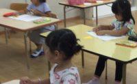 年中児対象 夏期講習 〔7/20(火)~7/23(金)〕のお知らせ 申し込み受け付け中!