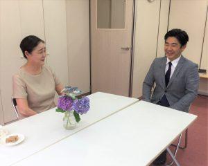 昭和小学校 真下峯子校長 対談6 (2)