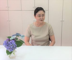 昭和小学校 真下峯子校長 対談5 (3)
